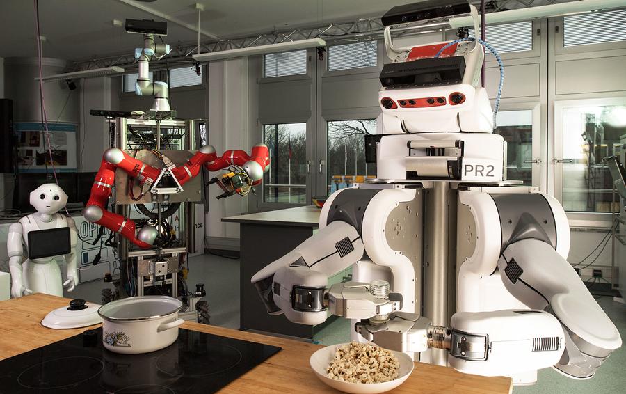 Иди и работай: почему безусловный базовый доход не решит проблему роботизации