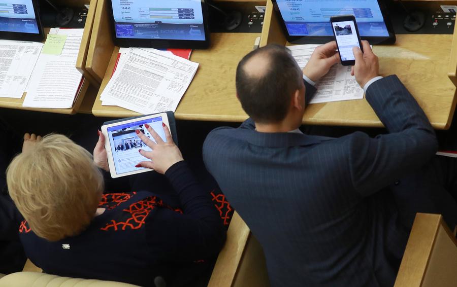 Законодательный проект обизоляции Рунета приняли впервом чтении