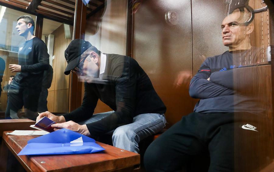 ВоФранции возбудили уголовное дело вотношении бывшей супруги Зиявудина Магомедова