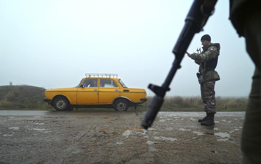 Русским  мужчинам запретили заезд  вУкраинское государство
