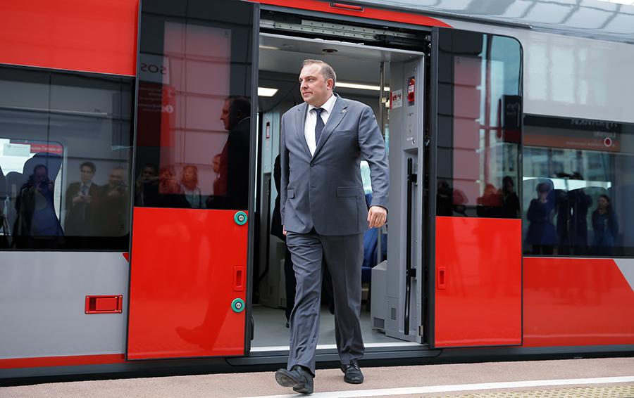 Отставка начальника метро Москвы: Пегов будет курировать пассажирские перевозки в РЖД