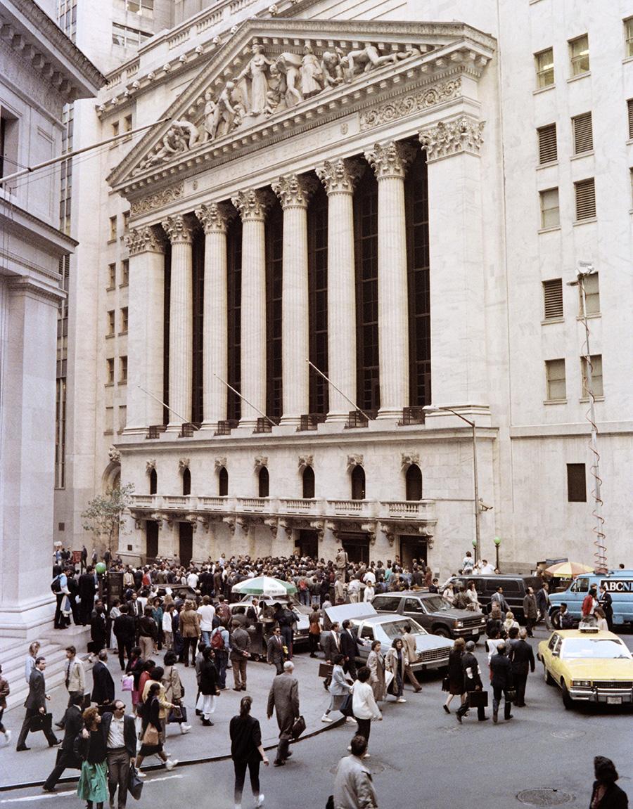 Уроки «черного понедельника». Возможно ли повторение биржевого краха спустя 30 лет?