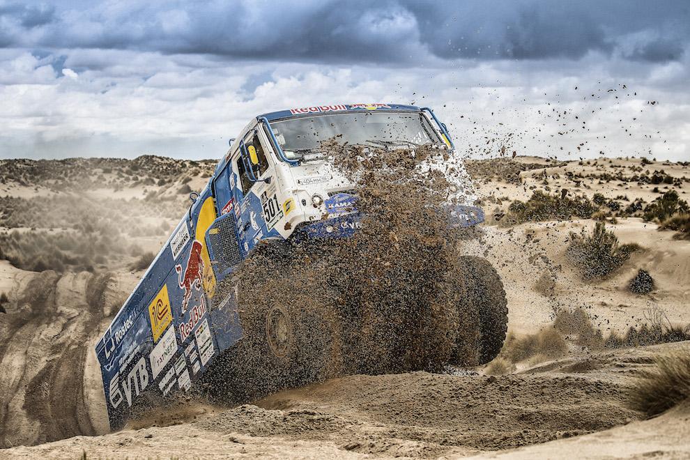 В январе 2018 года команда «Камаз-Мастер» одержала свою 15-ю победу в зачете грузовых автомобилей ралли «Дакар»