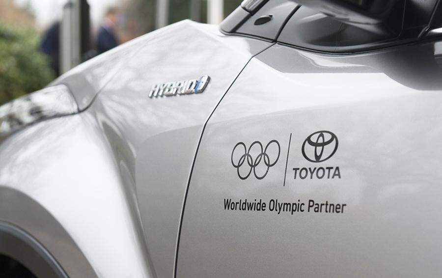 Toyota оформила спонсорские отношения с МОК еще в 2015-м, но статус глобального партнера Олимпиад получила в 2017-м