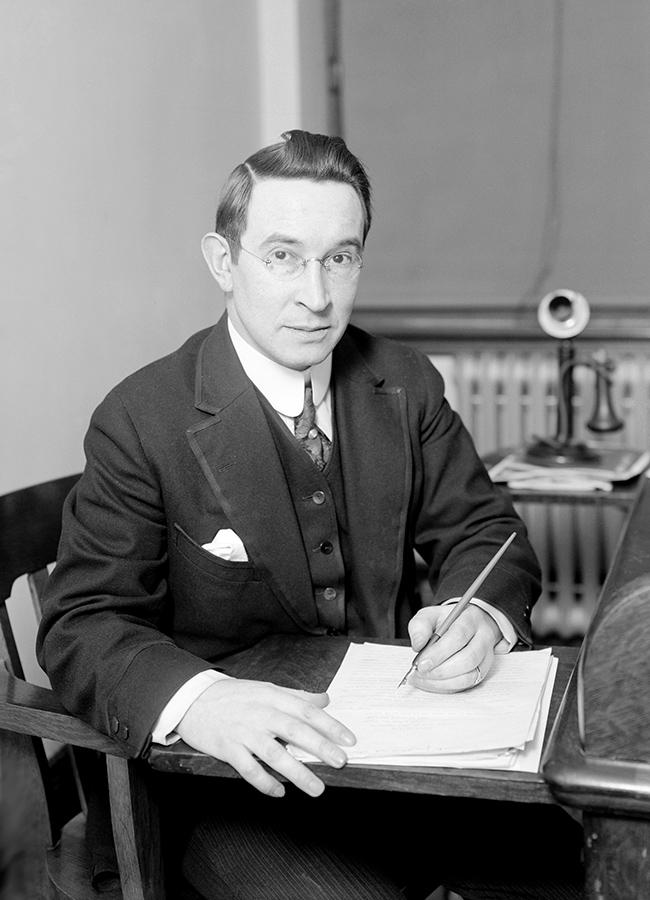 Robert Bertie Charles