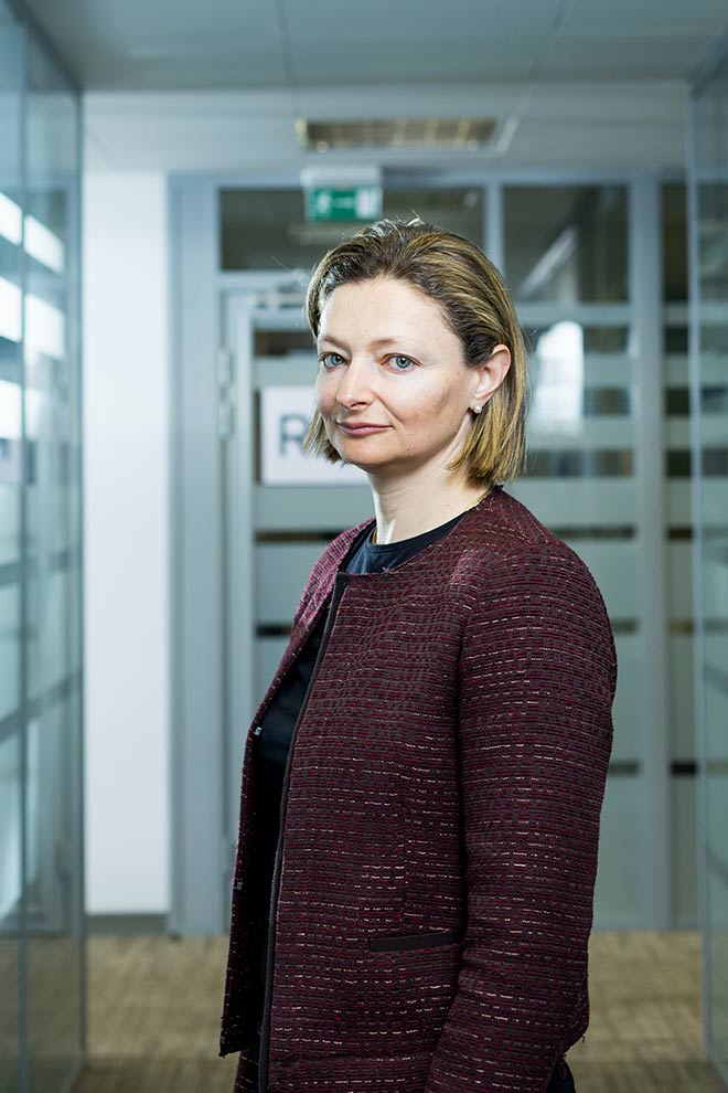 Основатель «Рево Технологий» Ирина Швакман помогает ретейлерам увеличить продажи.