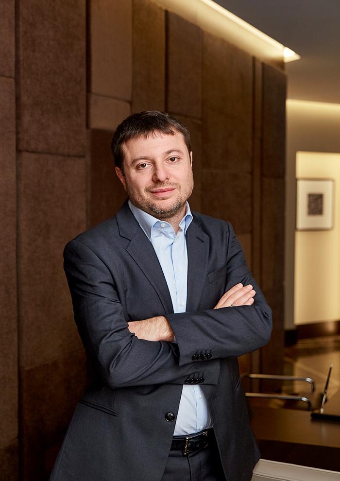 У основателя Совкомбанка Сергея Хотимского никогда не было контрольного пакета акций.