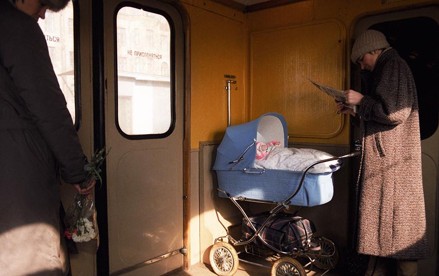 Меньше чем за 1 цент можно весь день путешествовать на метро.