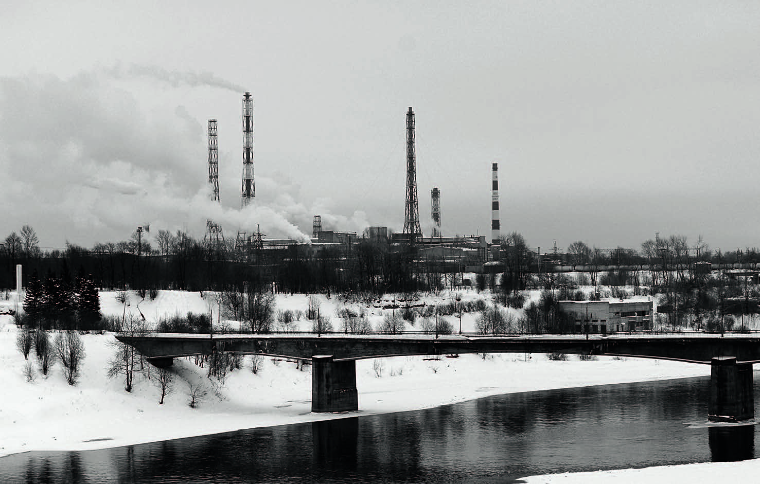 Завод в Волхове стал одним из первых алюминиевых активов Александра Бронштейна.