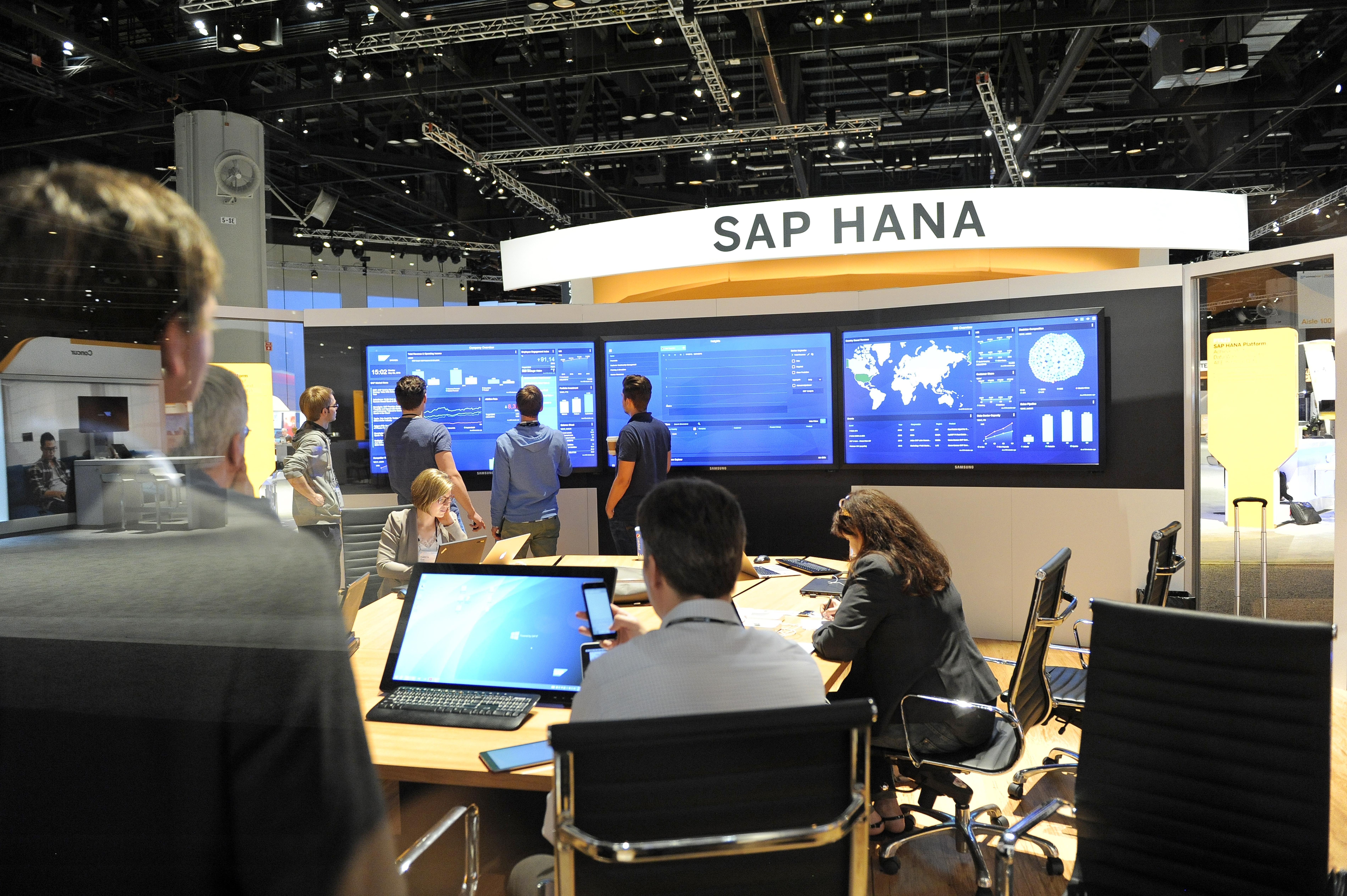 Объемы данных возрастают на несколько порядков и поддержать такое количество информации способна только специально созданная для этого система, например, S/4HANA на базе передовой «in-memory» платформы SAP HANA.