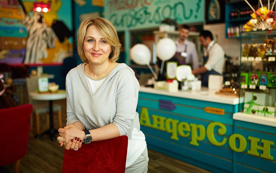 Накормить сказками: как основатель сети кафе «АндерСон» реформирует  свой бизнес