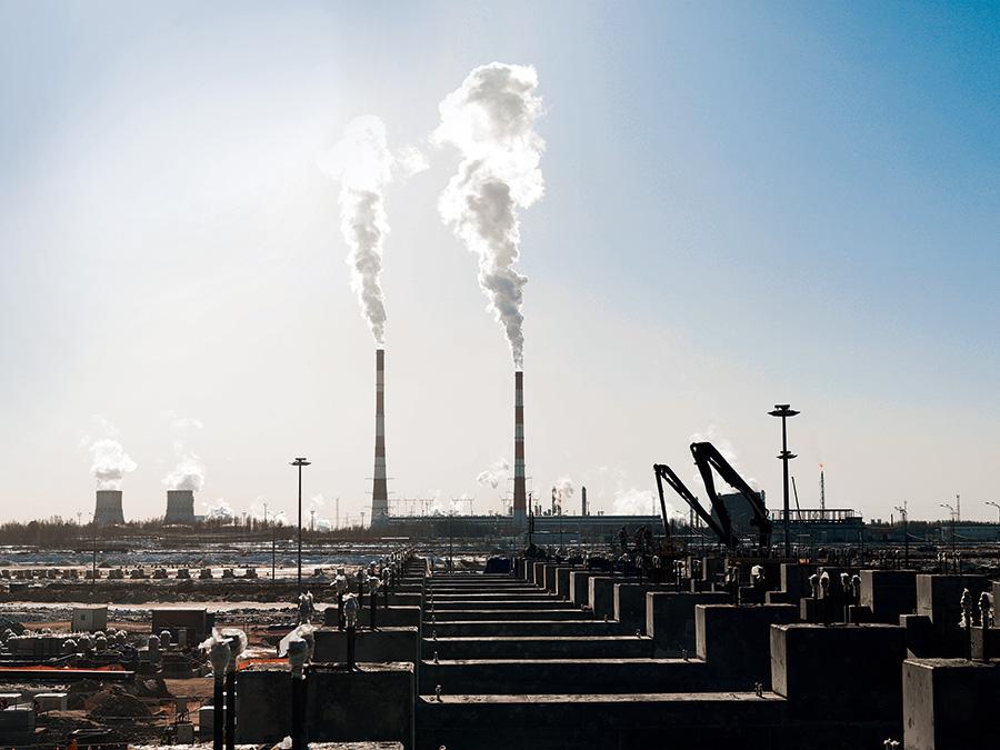 «Запсибнефтехим», строительство  которого началось в 2015 году, увеличит стоимость компании в два раза.
