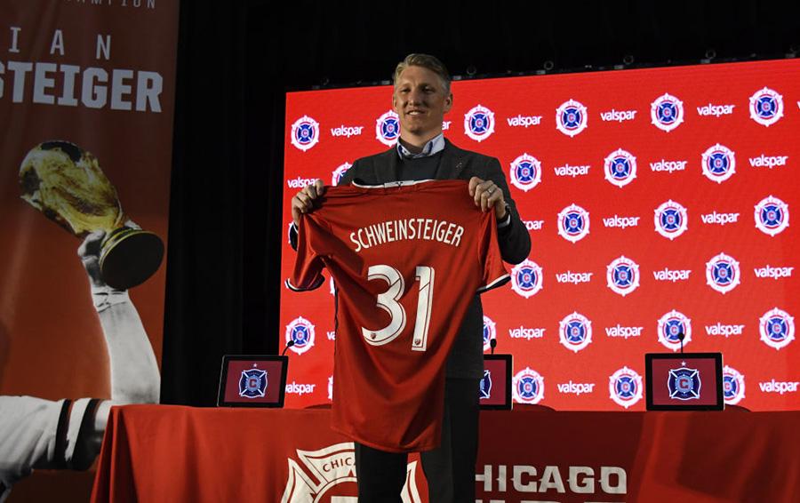 Весной 2017-го Бастиан Швайнштайгер, супергерой «Баварии» и неудачник «Манчестер Юнайтед», перебрался в MLS. Менеджеры «Чикаго Файр» посчитали, что действующий чемпион мира стоит $4,5 млн в год