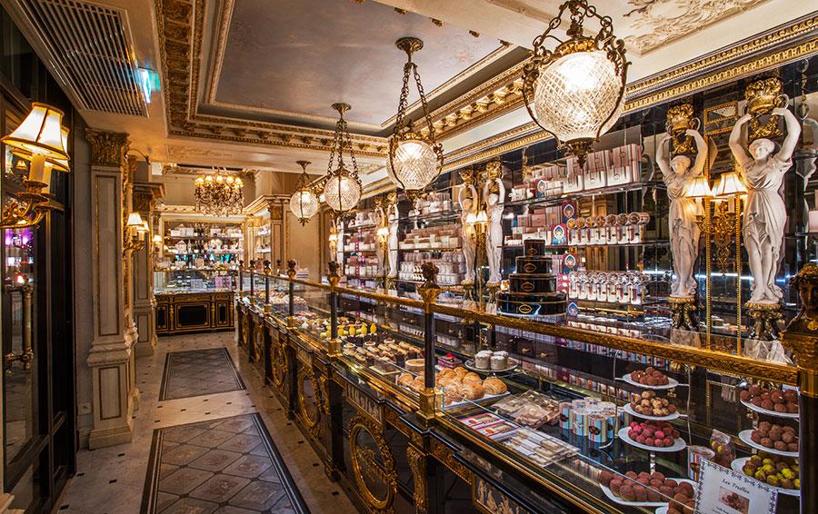Café Pouchkine Madeleine