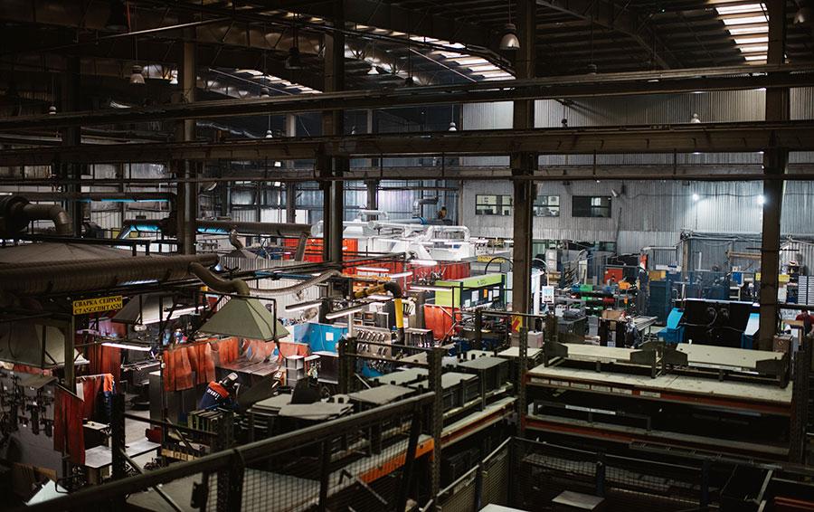 «Промет» делает сейфы, двери, металлическую мебель — всего более 6 млн изделий в год
