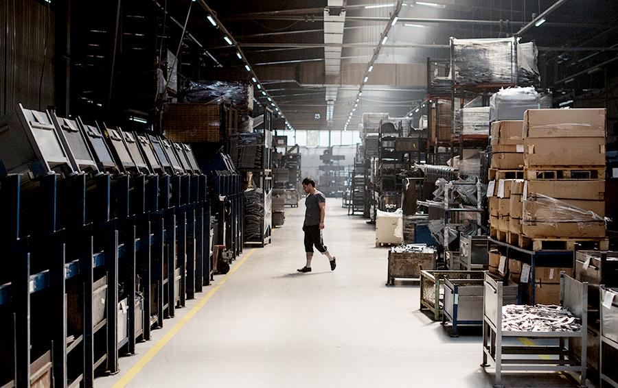 В мае 2017 года заработала новая фабрика в технопарке Никифорово, производящая один диван в минуту