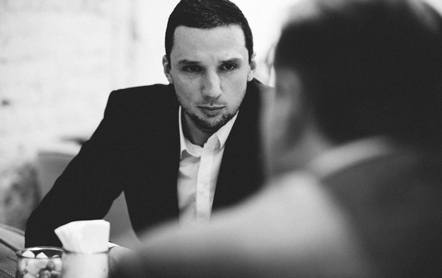 Начав карьеру диджея, Антон Пинский быстро проявил деловую хватку