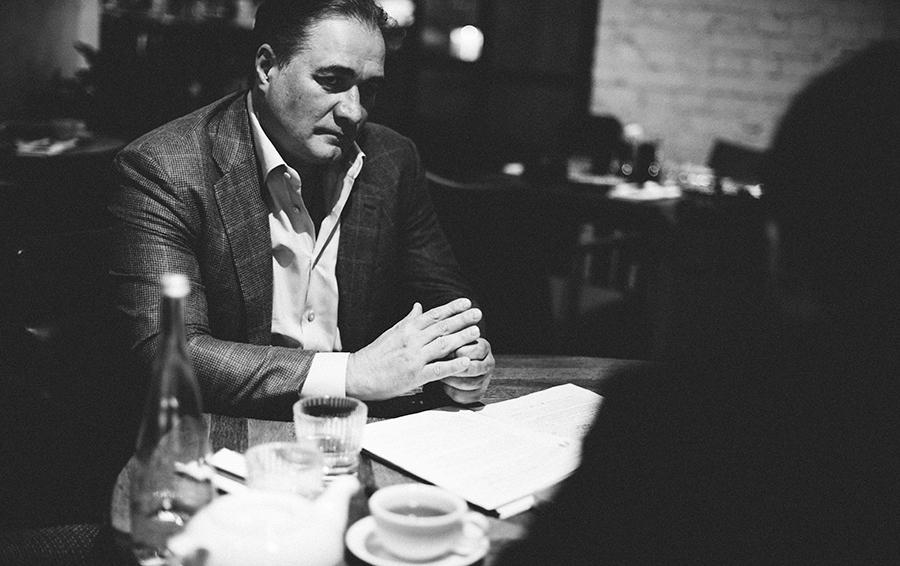Совладелец холдинга Sagrado Михаил Данилов задает тон клубной жизни Москвы, но сам остается в тени