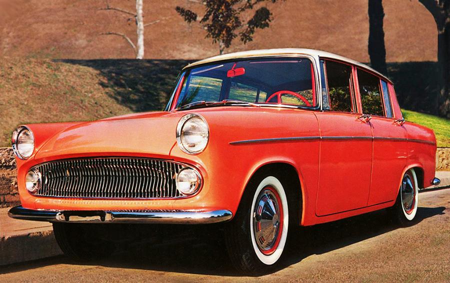 Автомобиль «Тойопет» компании «Тойота» стоил 1995 долларов.