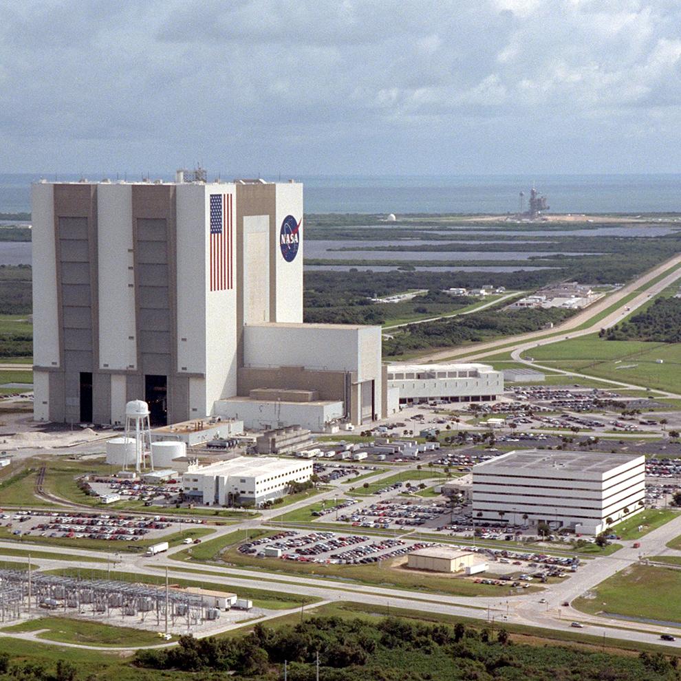 Все запуски шаттлов Космический центр Кеннеди производил из стартового комплекса № 39
