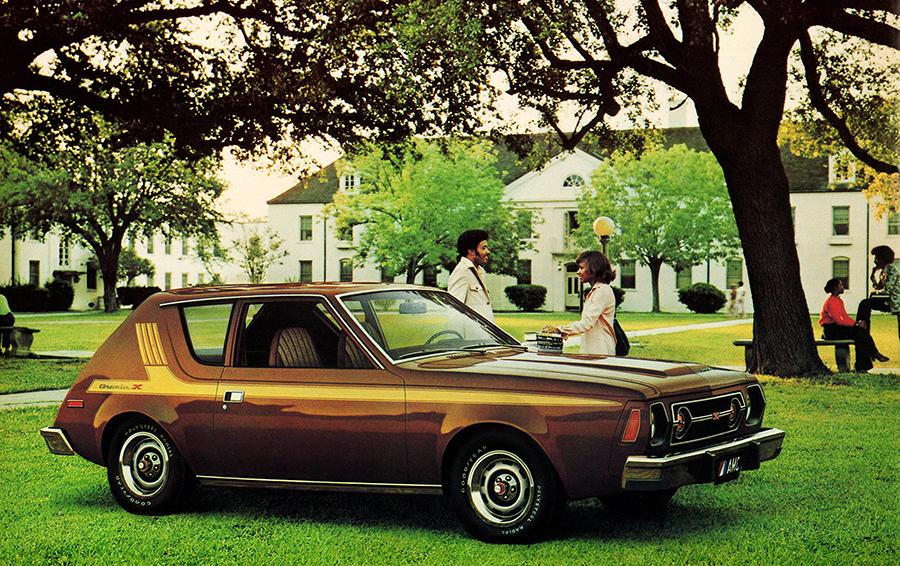 «Американ Моторс» сбросил 253 доллара с цены своего субкомпакта «Гремлин».