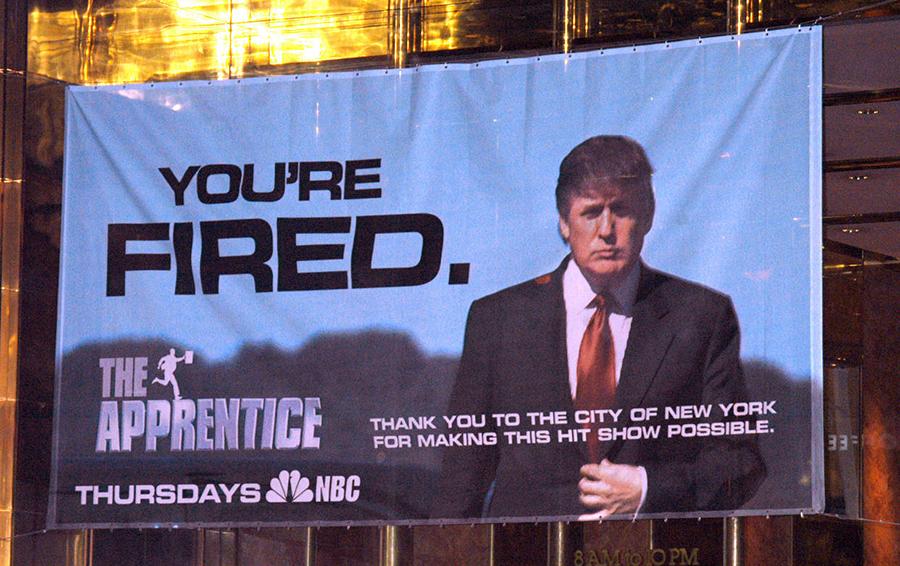 Благодаря шоу The Apprentice большинство людей думает, будто Трамп управлял большой корпорацией. Это не так.