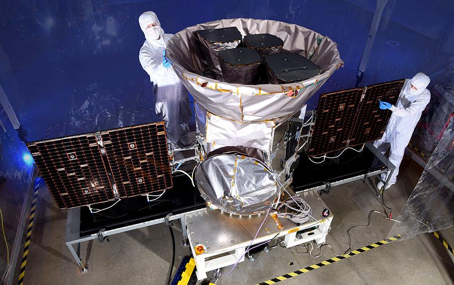 Телескоп TESS