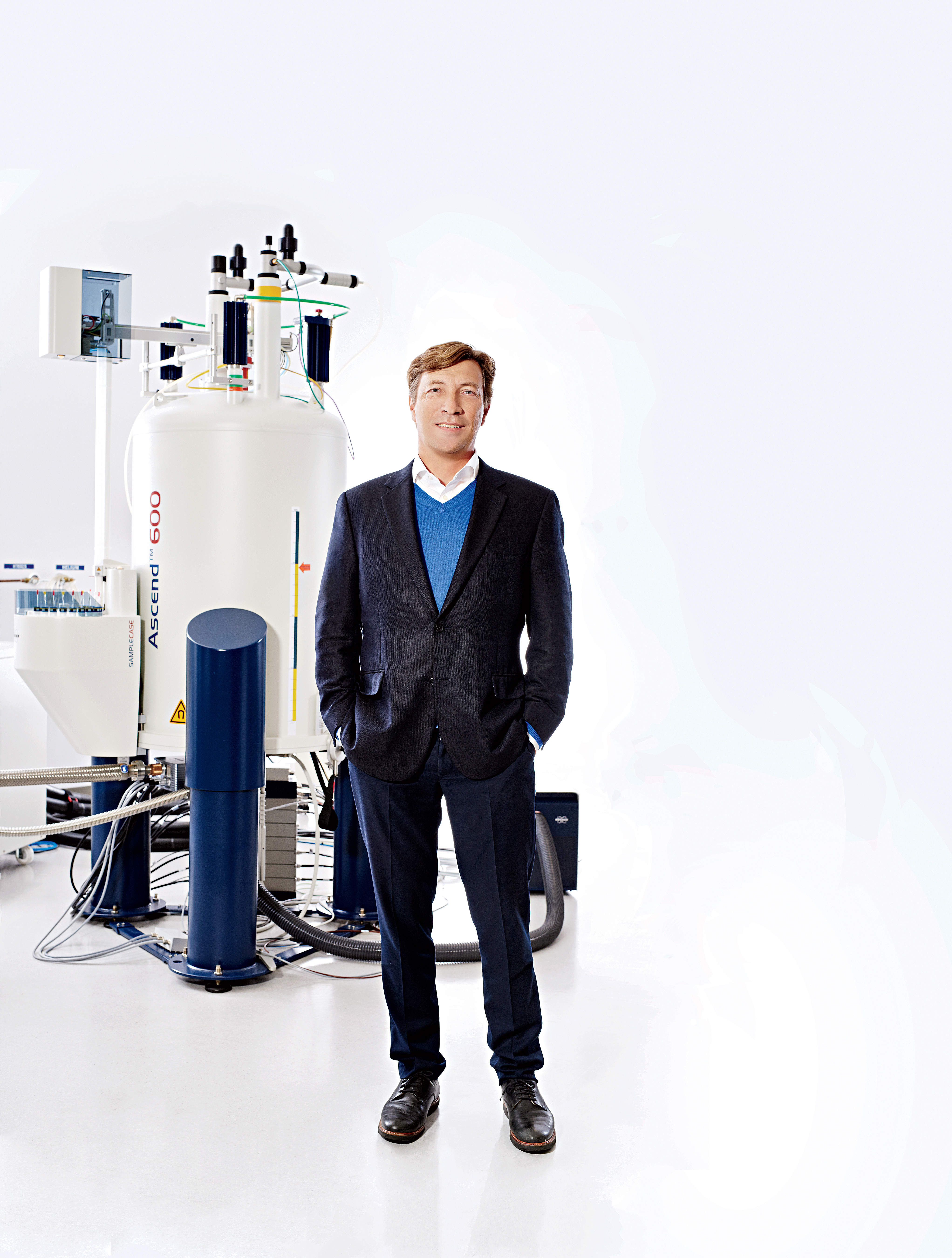 Гендиректор Incyte Эрве Оппно надеется, что его компания сможет изменить подход к лечению рака в США