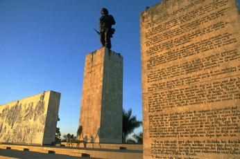 Мавзолей Че Гевары (Санта-Клара, Куба)