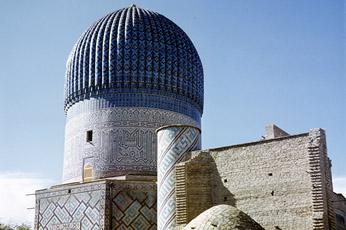 Гур-Эмир (Самарканд, Узбекистан)