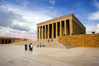Аныткабир (Анкара, Турция)