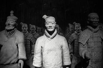 Терракотовая армия (Сиань, КНР)