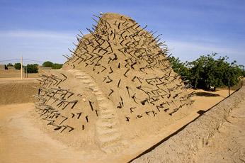 Могила Аскиа (Гао, Мали)
