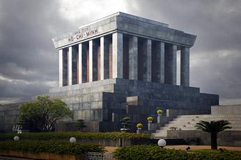 Мавзолей Хо Ши Мина (Ханой, Вьетнам)