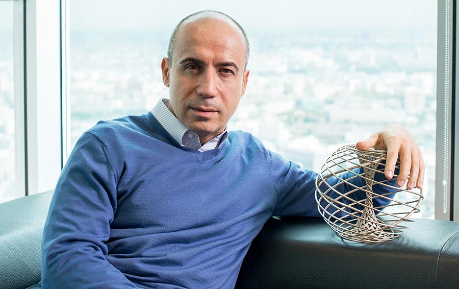 Юрий Мильнер вошел в список 100 величайших бизнес-умов современности по версии Forbes