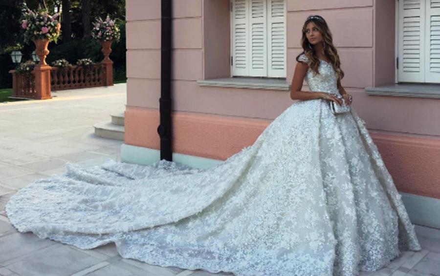 Из России с любовью: свадьбы детей российских бизнесменов за рубежом