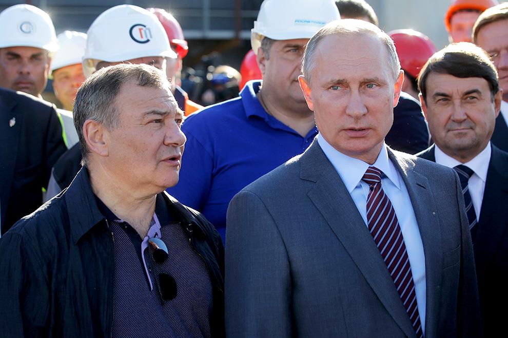 Восемь человек и $24 млрд: предприниматели «путинского призыва» в рейтинге Forbes