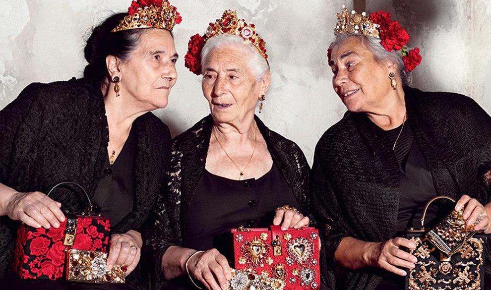 Мода на возраст: почему стремительно «стареют» подиумы и рекламные кампании