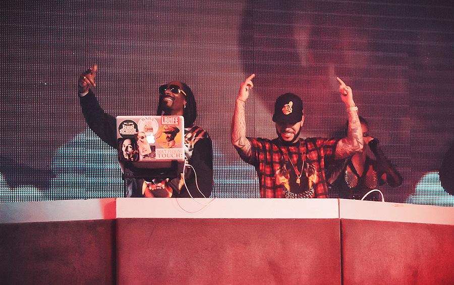 Привезти рэпера Snoop Dogg в клуб Icon помог хороший знакомый Данилова Тимати