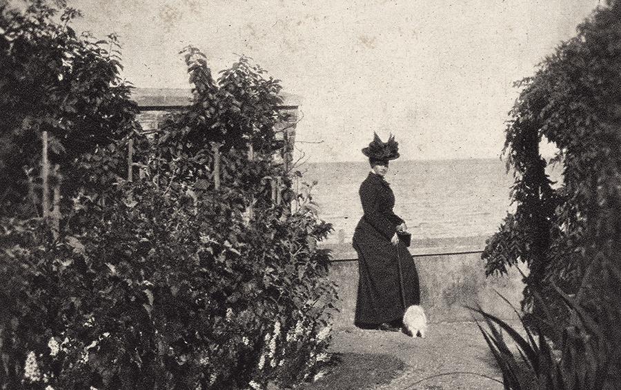 Императрица Александра Федоровна. 1905