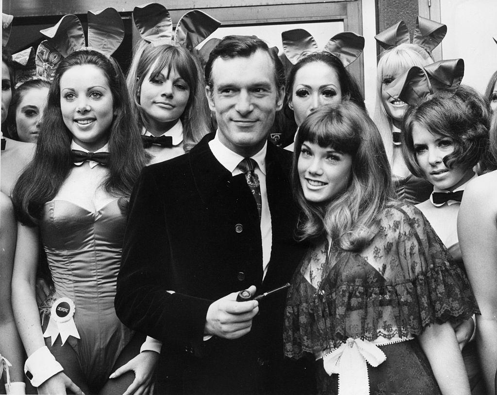 Хью Хефнер и Club of Bunny Girls