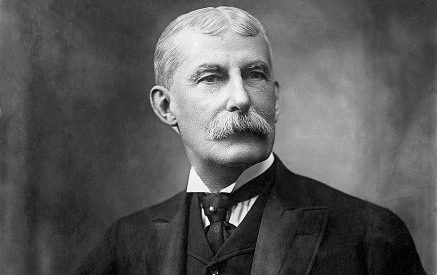 Биологический отец Луизы Генри Флаглер