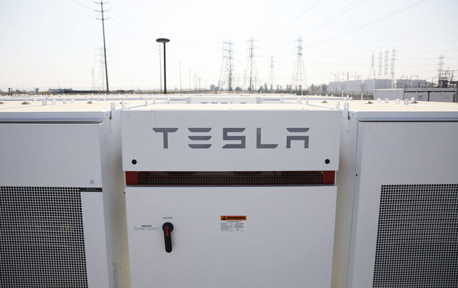 Tesla Inc. Powerpack