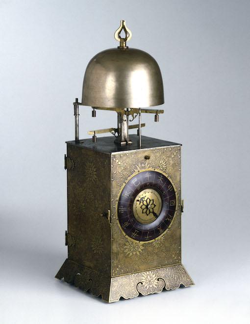 Японские часы XIX века