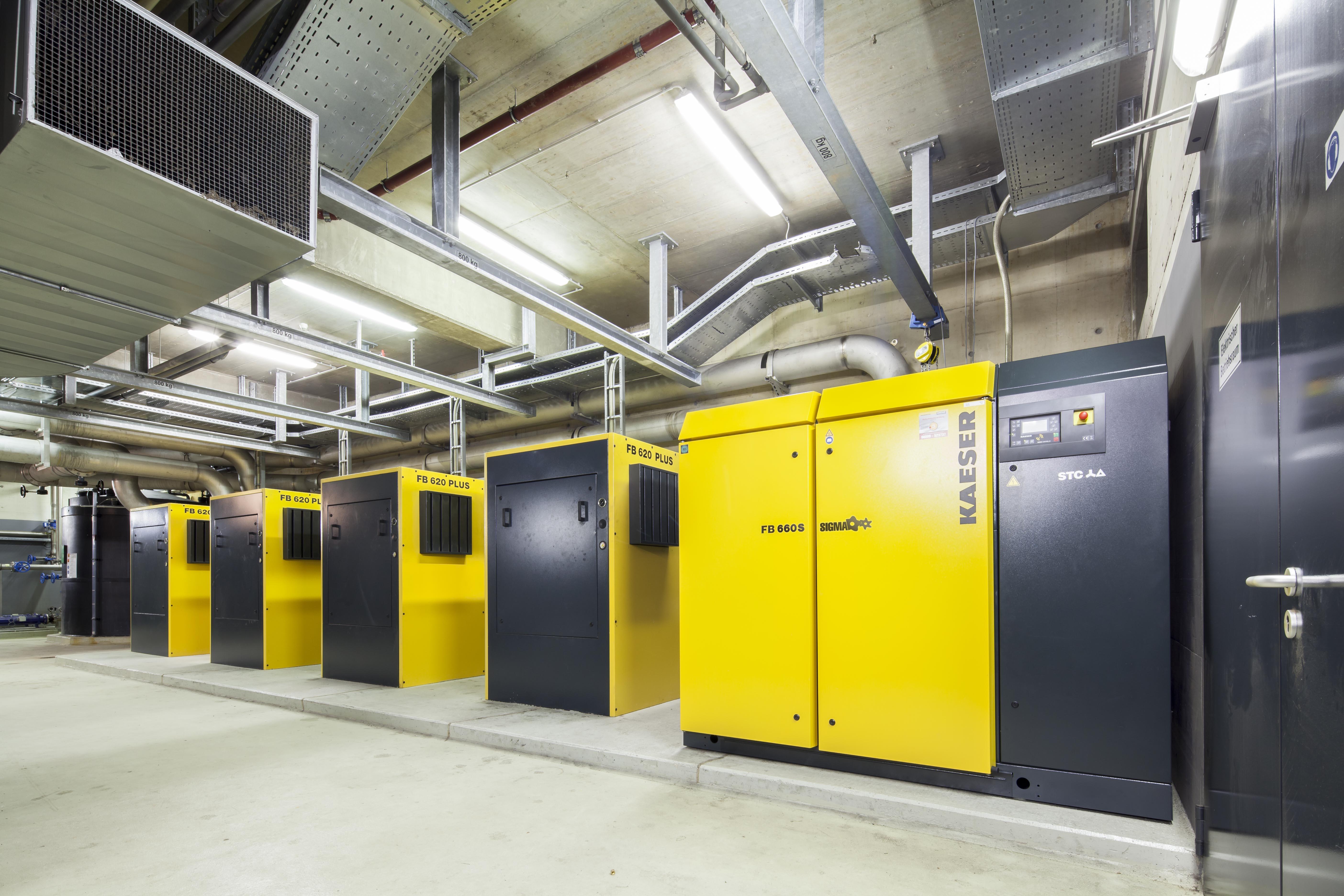 Kaeser Kompressoren — один из пионеров Индустрии 4.0. Компания одной из первых в мире перешла от стандартной продажи техники и контрактов сервисного обслуживания к поставке сжатого воздуха как услуги.