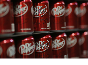 Red Fusion от Dr Pepper
