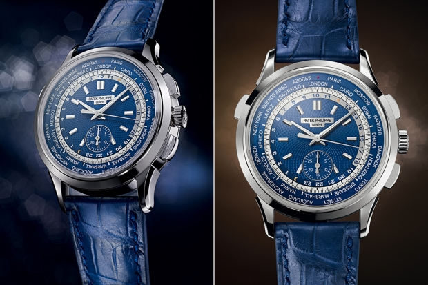 Patek Philippe - World Time Chronograph Ref. 5930