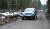 Неслабое звено: тест-драйв Land Rover Discovery Sport