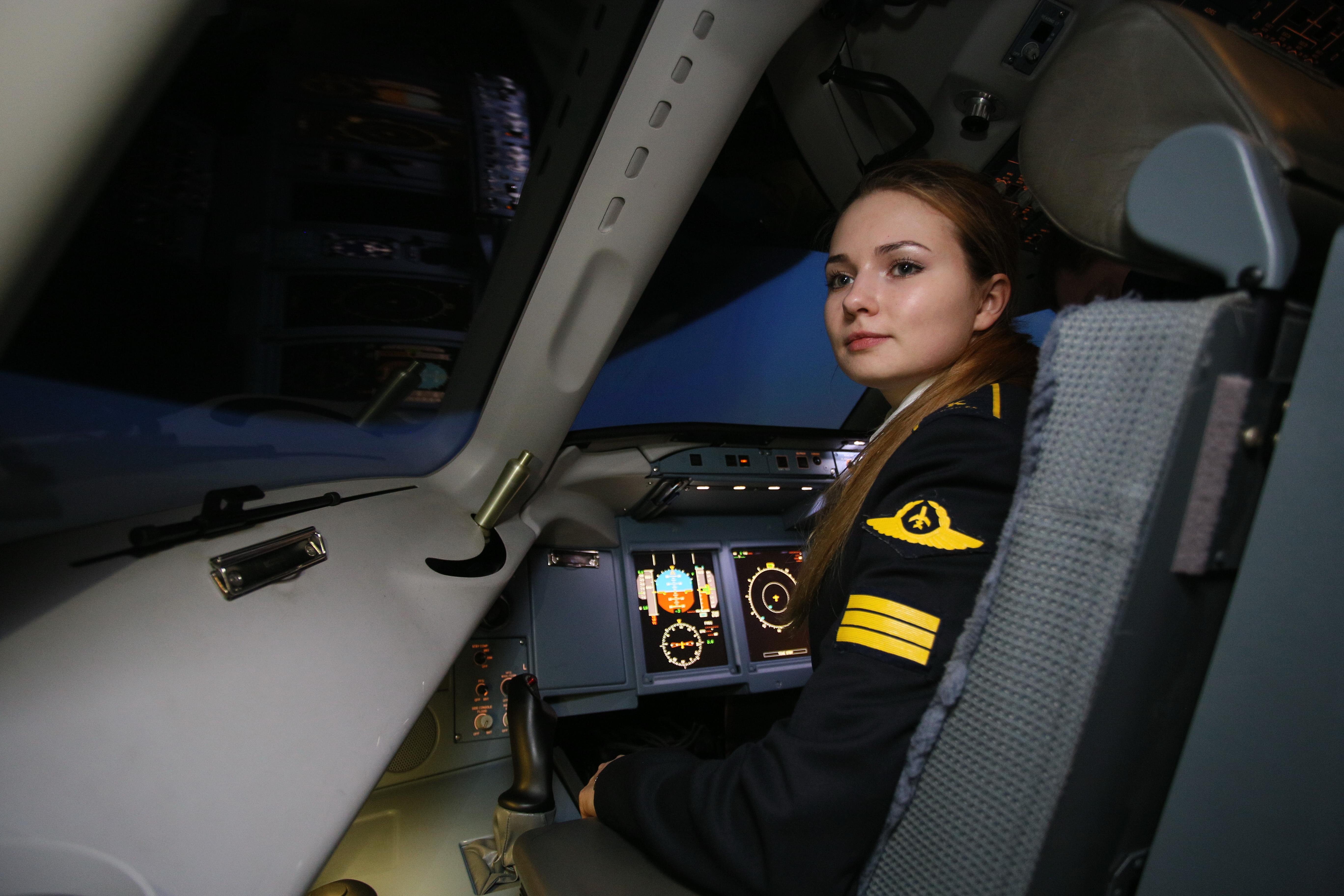 курсант Екатерина Милованова