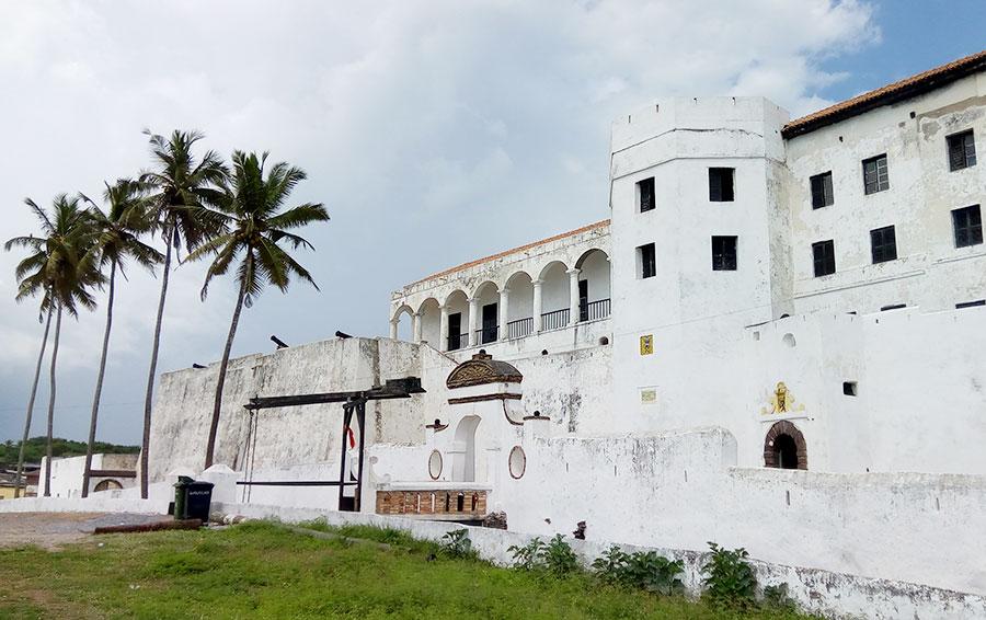 Крепость Эльмина